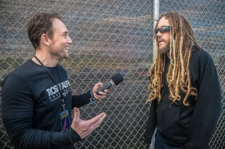 "Tom Leu interviewing Brian ""Head"" Welch"