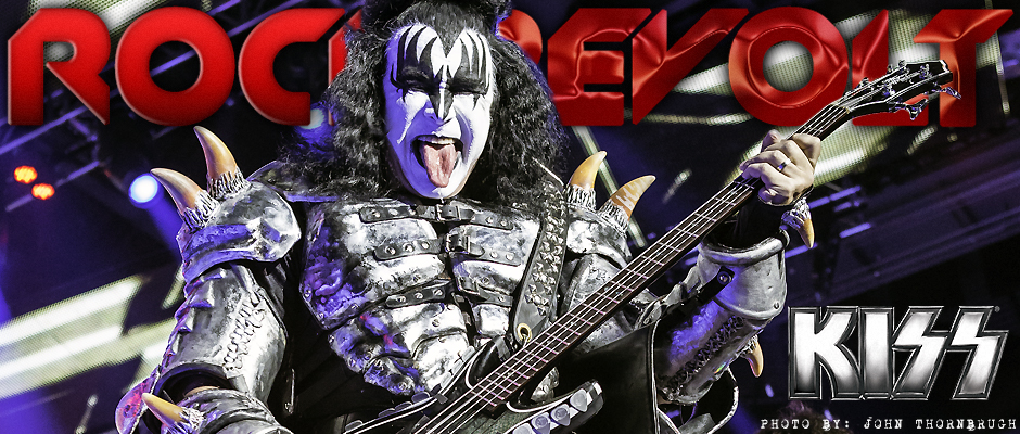 Kiss - Freedom To Rock