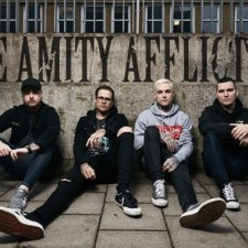 LIVE REVIEW, PHOTOS: THE AMITY AFFLICTION