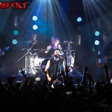 Live Show Review – Skillet, Sick Puppies, Devour The Day – Portland, OR