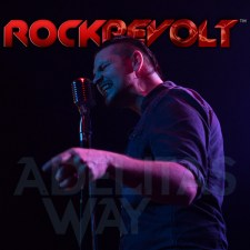 Live Show Review and Pics – Adelitas Way – Portland, OR  3/8/17