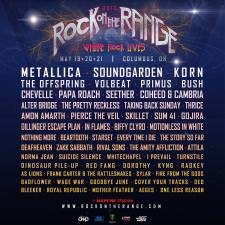 FESTIVAL ANNOUNCEMENT:  ROCK ON THE RANGE – 2017