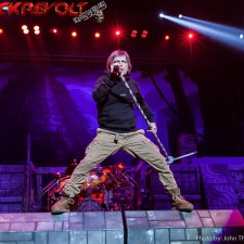 IRON MAIDEN: The Book Of Souls World Tour 2017 – DALLAS, TX