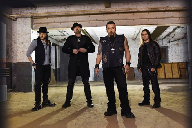 Adrenaline Mob July 2017
