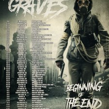 "Catch Michale Graves LIVE on ""The Beginning of the End Fall Tour 2017"""
