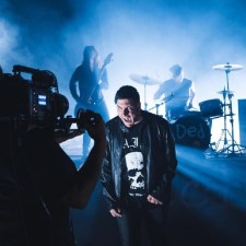 Rising rockers Ded release eerie new video for