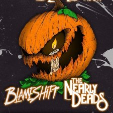 Blameshift Announce Co-Headlining Tour Dates with The Nearly Deads