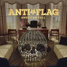 ALBUM REVIEW: Anti-Flag, American Fall