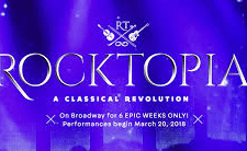 INTERVIEW:  ROB EVAN OF THE BROADWAY MUSICAL ROCKTOPIA