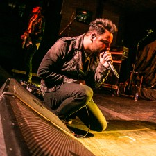 Palisades return to The Truman Kansas City plus pre show interview with Louis Miceli