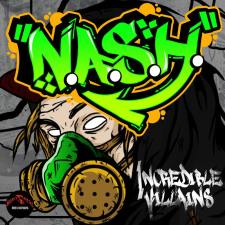ALBUM REVIEW: N.A.S.H. - INCREDIBLE VILLAINS