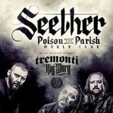 SEETHER WITH TREMONTI LIVE REVIEW AND PHOTOS
