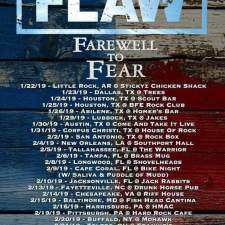 """FAREWELL TO FEAR Release Official Music Video for """"YOUR CURE"""""""