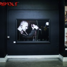 CHESTER BENNINGTON PHOTO EXHIBIT IN LOS ANGELES