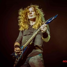 Megadeth Deliver Thrash Filled and Heartfelt Performance in Boston