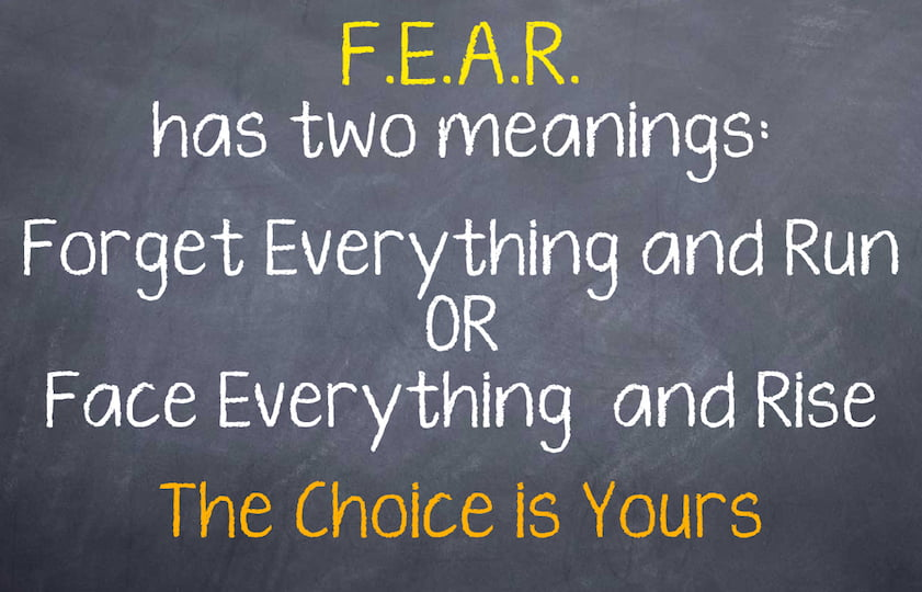 Image result for overcoming fear