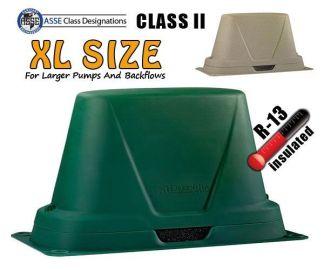 Dekorra Model 302C2 XL Insulated Backflow Protection Enclosure