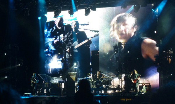 Muse Download Festival 2015