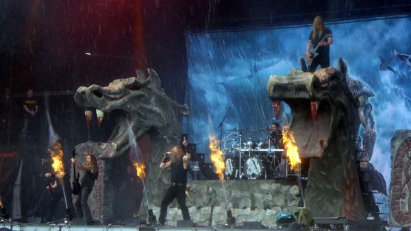 Amon Amarth Download Festival 2016