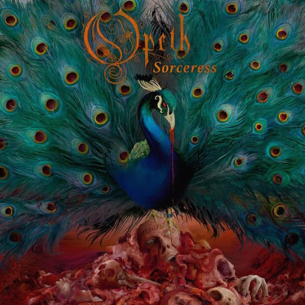 Opeth Sorceress Album Cover