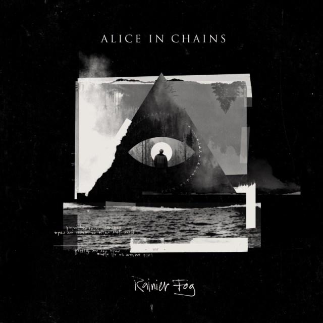 Alice In Chains - Rainier Fog Album Art