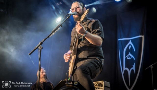 Emperor Ihsahn Bloodstock Open Air 2018 Tim Finch
