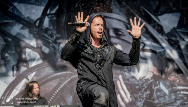 Kamelot Tommy Karevik Bloodstock Open Air 2018 Tim Finch