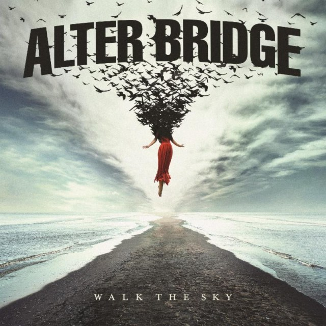 Alter Bridge Walk The Sky Album Cover