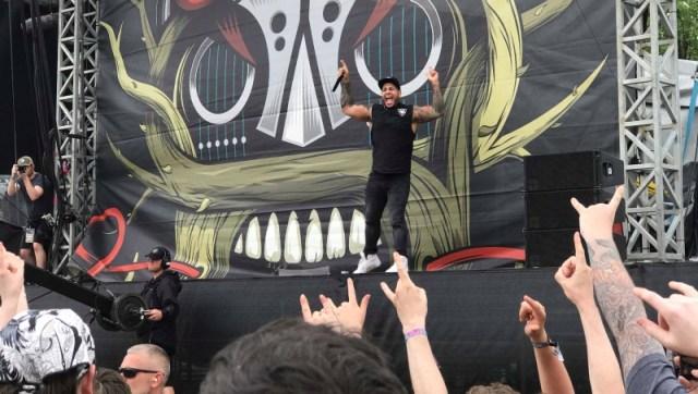 Bad Wolves Download Festival 2019