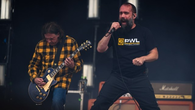 Clutch Download Festival 2019 by David Dillon