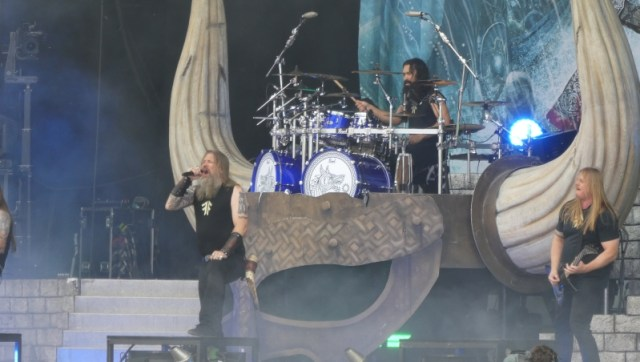 Amon Amarth Download Festival 2019