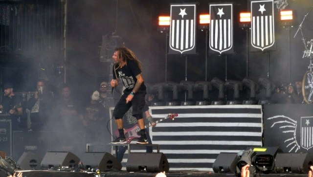 Lamb Of God Download Festival 2019