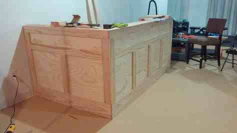 Build Your Own Bar, diy bar plans, home bar, HOW TO BUILD A BAR