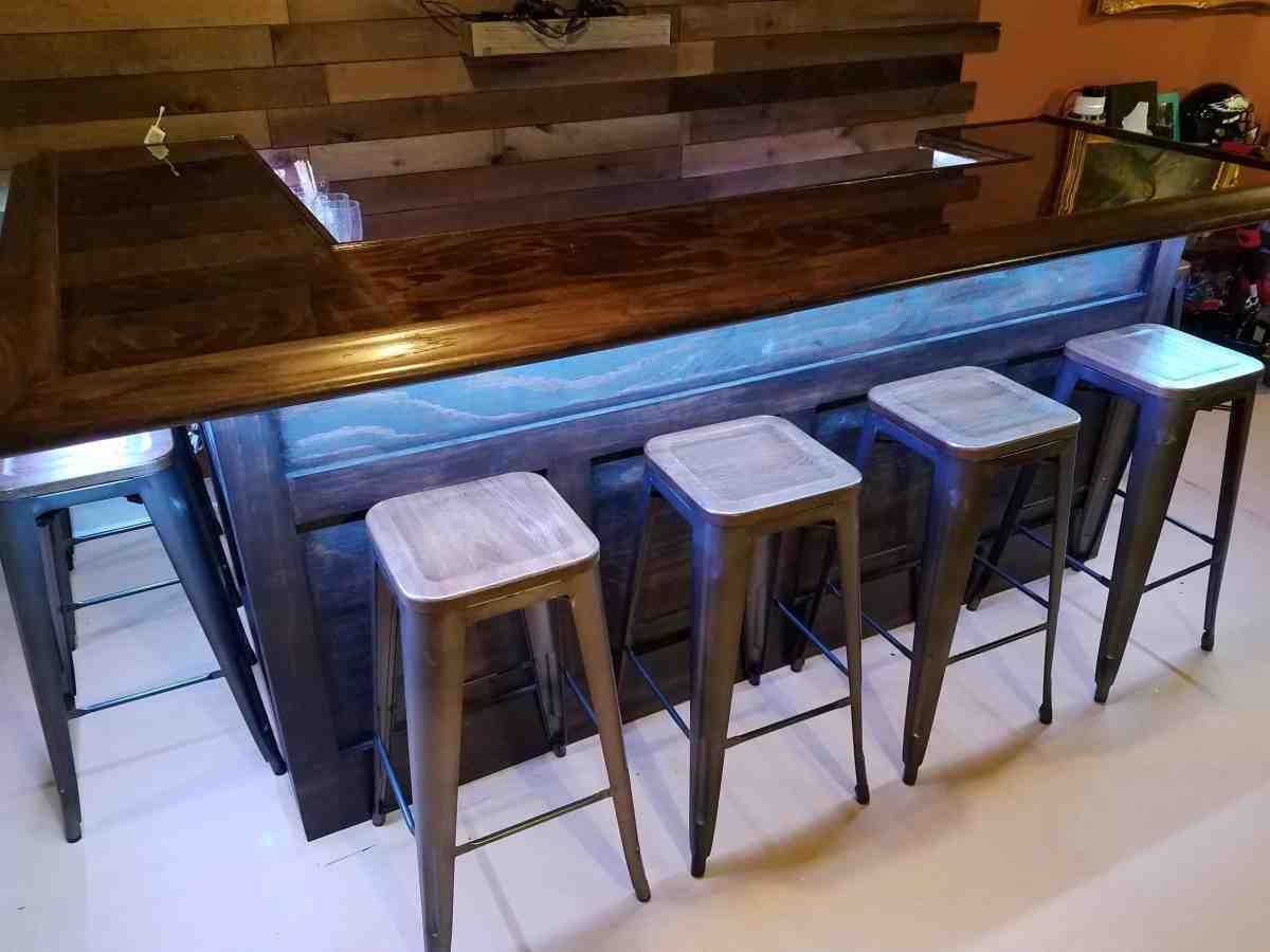 diy bar plans, home bar, bar cut list, HOW TO BUIILD A BAR