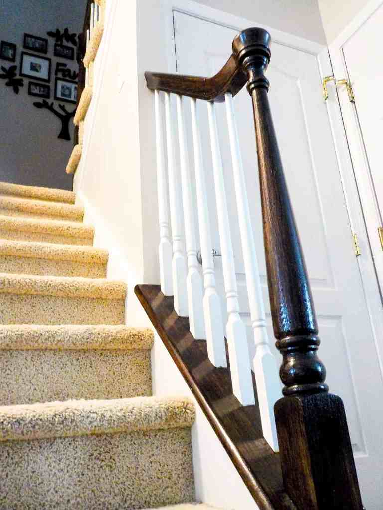 how to update a staircase
