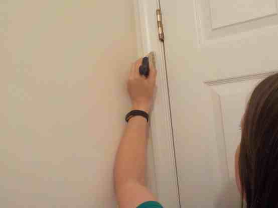 painting trim, How to paint trim without tape