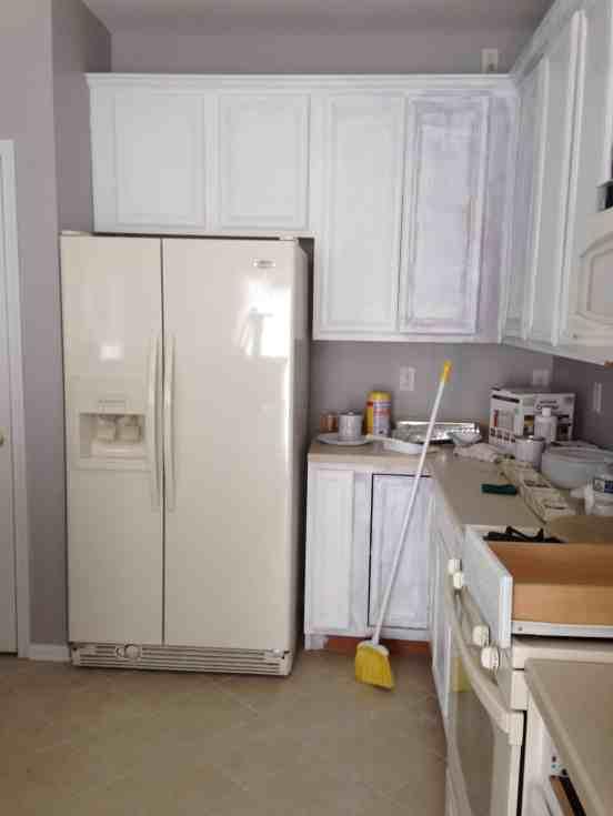 rustoleum cabinet transformation kit