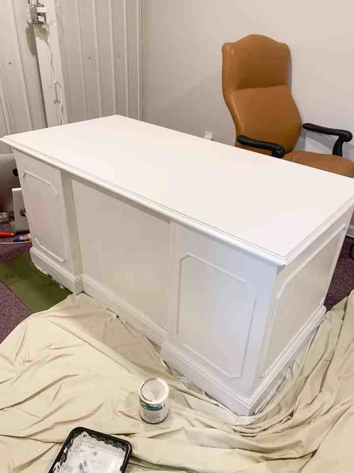 how to paint furniture the right way