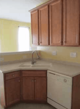 smooth painted cabinets