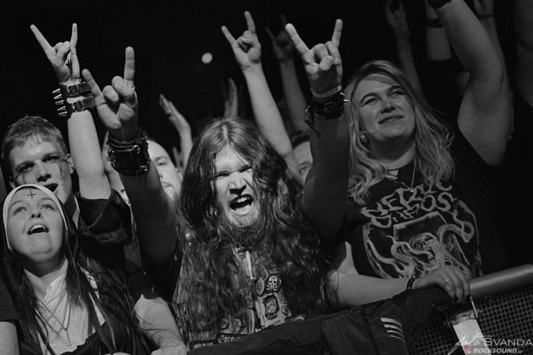 Behemoth fans