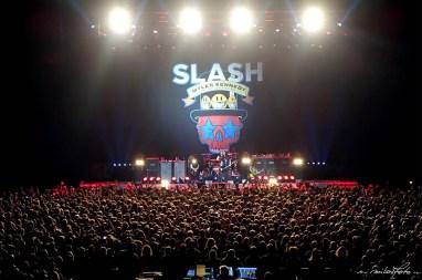 Slash, Myles Kennedy & The Conspirators O2 Arena Praha 2019