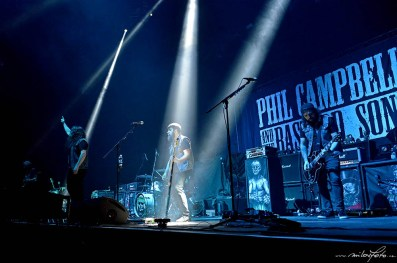 Phil Campbell and the Bastard Sons O2 Arena Praha 2019