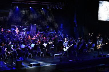 Metallica Show S&M Tribute with a Symphony Orchestra, Brno 2019