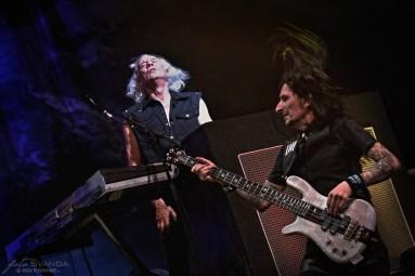 Davey Rimmer, Phil Lanzon, Uriah Heep, Praha 2019