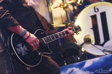 Mick Box, Uriah Heep, Praha 2019