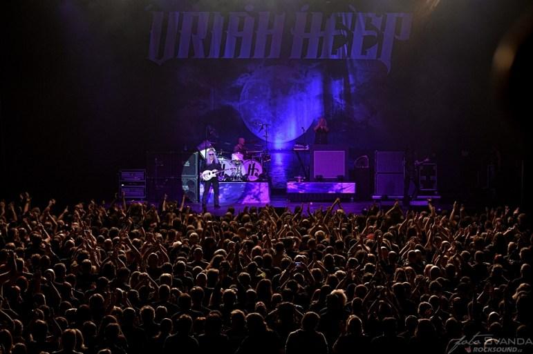 Uriah Heep, Praha 2019