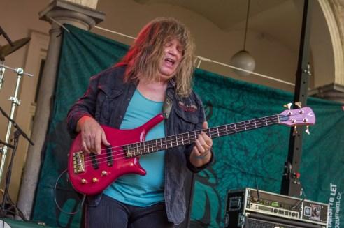 Motorband_Rockfest Kuřim 2019