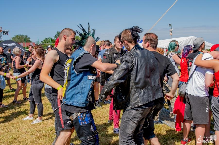 Fans, Motákfest 2019