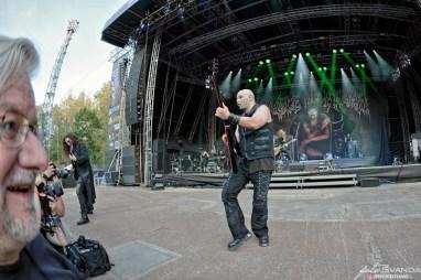Cradle of Filth, Marek Ashok Smerda, Metalfest Plzeň 2019