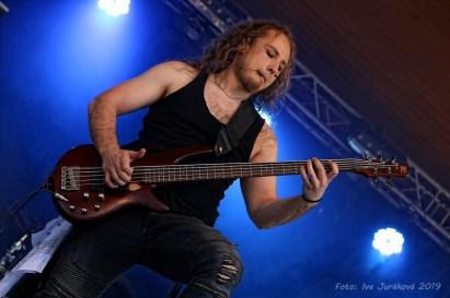Eufory, Kamenité Čas Rock Fest 2019
